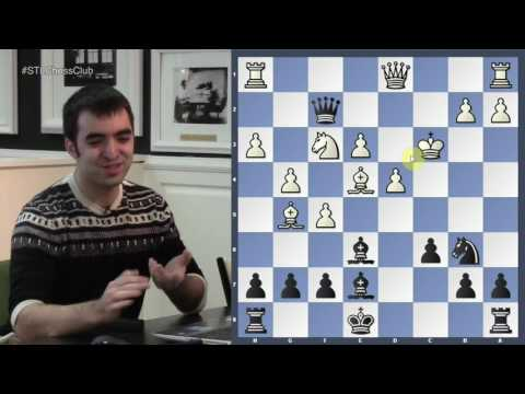 Rosen's Awesome Miniatures | Games to Know by Heart - IM Eric Rosen fragman