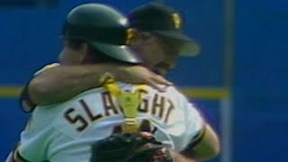 Pirates win the NL East in 1991