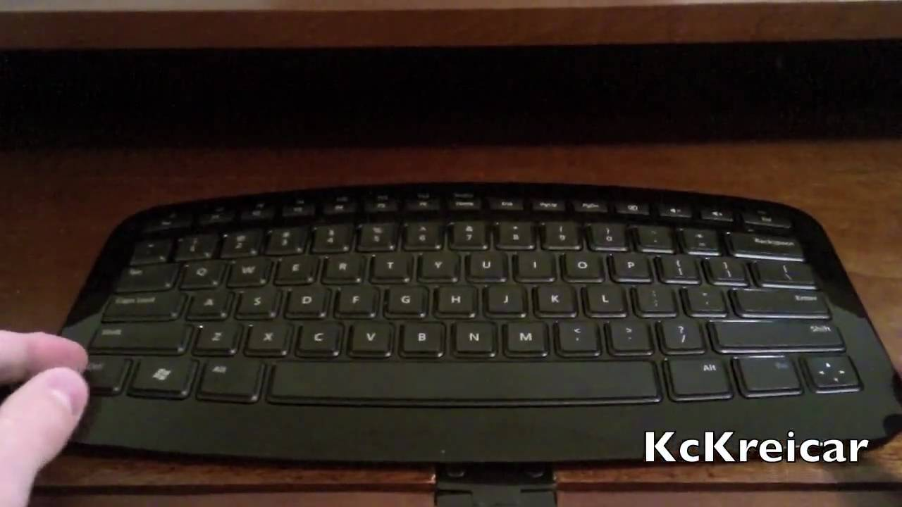 how to connect a microsoft wireless keyboard