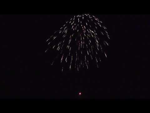 2012 July 4th Stone Harbor Fireworks HD