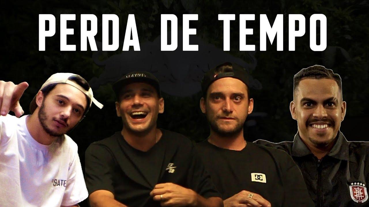 PERDA DE TEMPO - Cezar Gordo e Carlos Iqui