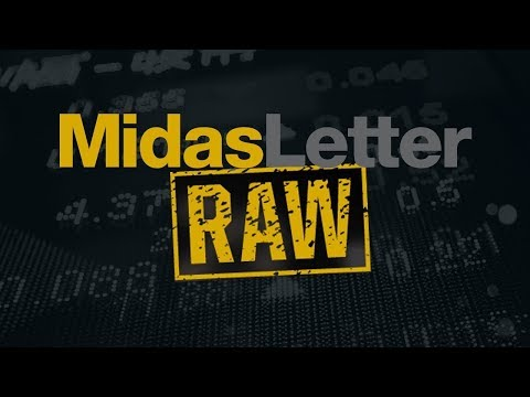 Halo Labs, California Gold Mining - Midas Letter RAW 229