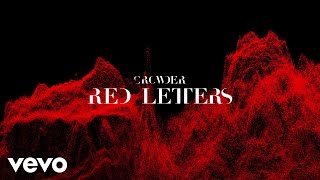 Crowder - Red Letters (Audio)