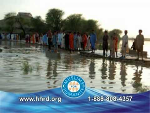 Pakistan Flood Relief 30 sec