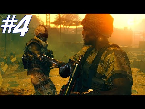 Moving Up The Ranks In Metal Gear Survive Walkthrough Xbox One X Gameplay Part 4