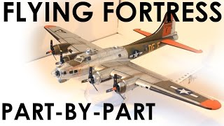 Video Revell B17G Flying Fortress Part-by-Part Build - 1:72 Scale Kit download MP3, 3GP, MP4, WEBM, AVI, FLV Juli 2018