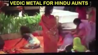 VEDIC METAL FOR HINDU AUNTS
