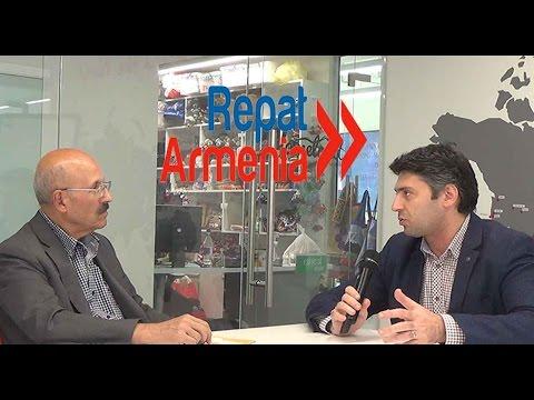 Video-Interview Repat Armenia Executive Director Vartan Marashlyan