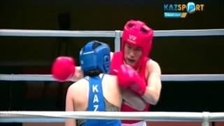 Дарига Шакимова — Кван Ли