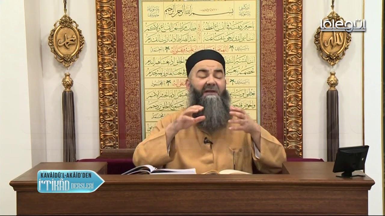 Kavâidül Akâid İtikâd Dersleri 12.Bölüm 9 Şubat 2018 - Cübbeli Ahmet Hocaefendi Lâlegül TV