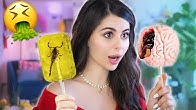 I tried the WEIRDEST Halloween CANDY you can find