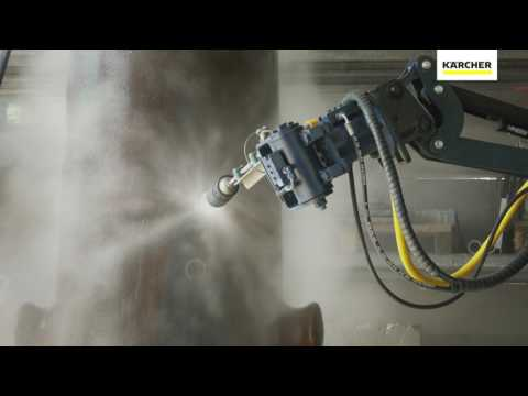 WOMA® Jetty and Turbo Nozzle demo