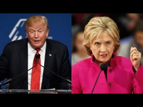 Trump vs. Clinton on Twitter