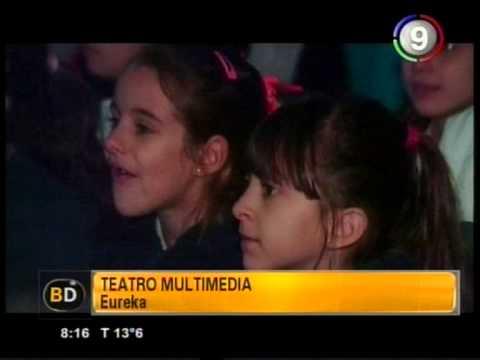 Canal 9 Bahía Blanca - BD Eureka teatro Multimedia