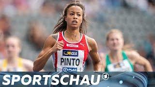 200 Meter: Tatjana Pinto mit dem nächsten Titel bei den Finals   Sportschau