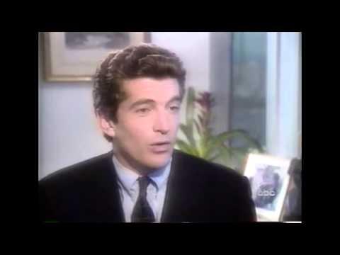 ABC Barbara Walters on JFK Jr