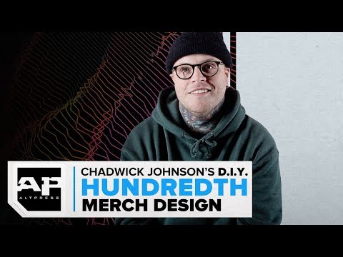 """I Hate Opening Photoshop""—Chadwick Johnson on Hundredth's D.I.Y. approach to making merch"