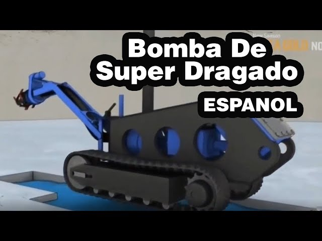 Bomba De Super Dragado