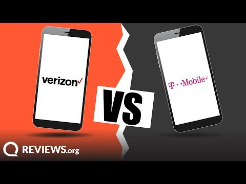 Verizon Vs. T-Mobile | Comparing Prices, Coverage, Data, Speeds, And Plans