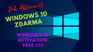 Jak Aktivovat Windows 10 Zdarma