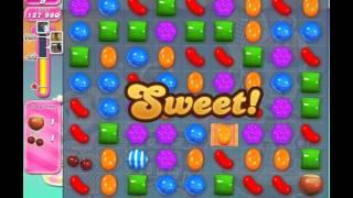 Candy Crush Saga Level 1210 (No booster, 3 Stars)