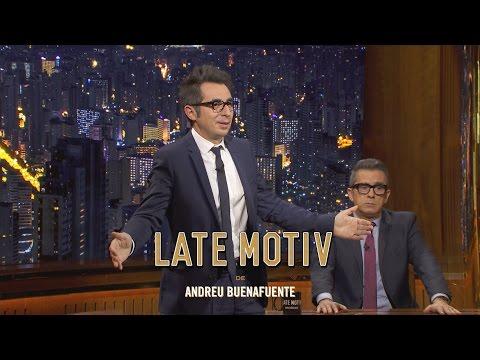 LATE MOTIV - Berto Romero. El único humano que sobrevivirá al apocalipsis final    #LateMotiv226