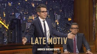 LATE MOTIV - Berto Romero. El único humano que sobrevivirá al apocalipsis final  | #LateMotiv226