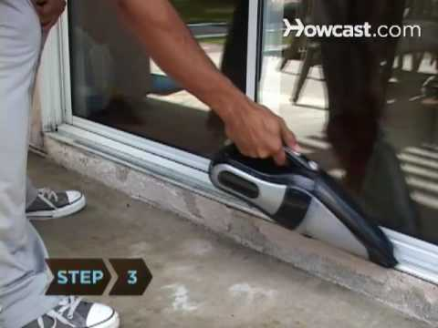How To Clean A Patio Screen Door