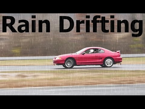 Thumbnail: Drifting in the Rain with the DriftStang!