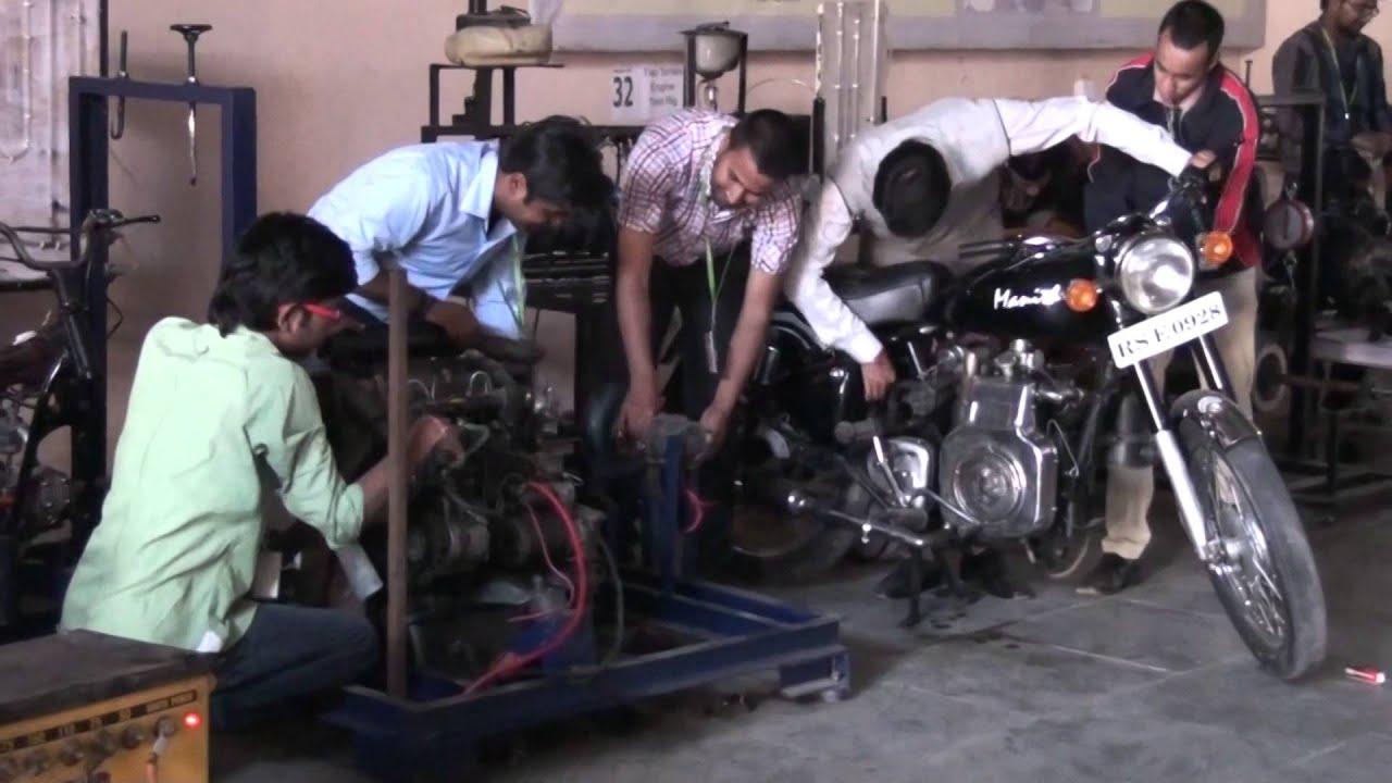 Automobile Engineering - YouTube