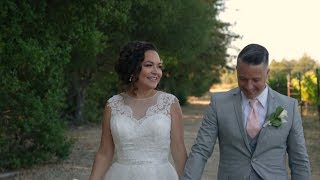 Max + Jessica // Napa Valley Wedding Highlights