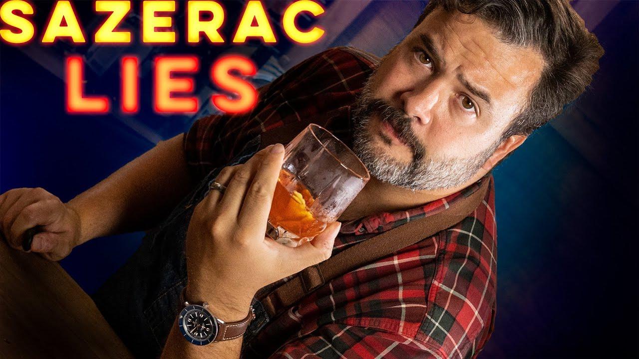 Debunking the Sazerac   How to Drink