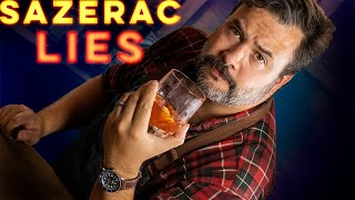 Debunking the Sazerac   H๐w to Drink
