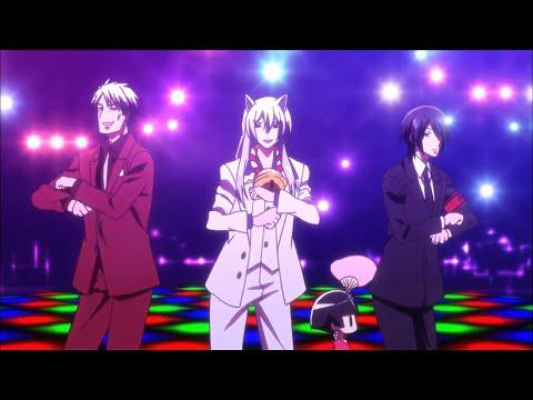 Gugure! Kokkuri-san _ Welcome!! DISCO Kemokemoke「 AMV 」
