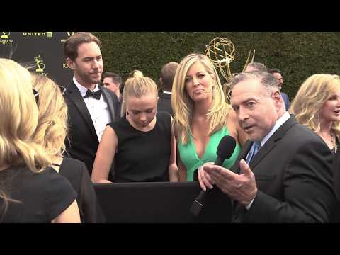 Laura Wright   General Hospital  45th Annual Daytime Emmy Awards Red Carpet