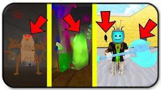 (Code) Update! - New Ice Cave Boss Cave Creature, 3 Pets And Item - Roblox Snow Shoveling Simulator