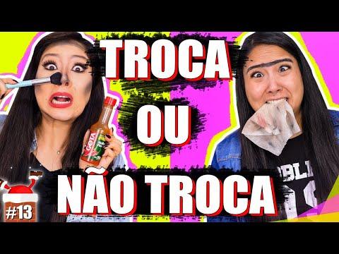 DESAFIO DO TROCA 2 #EspecialNatal | Blog das irmãs