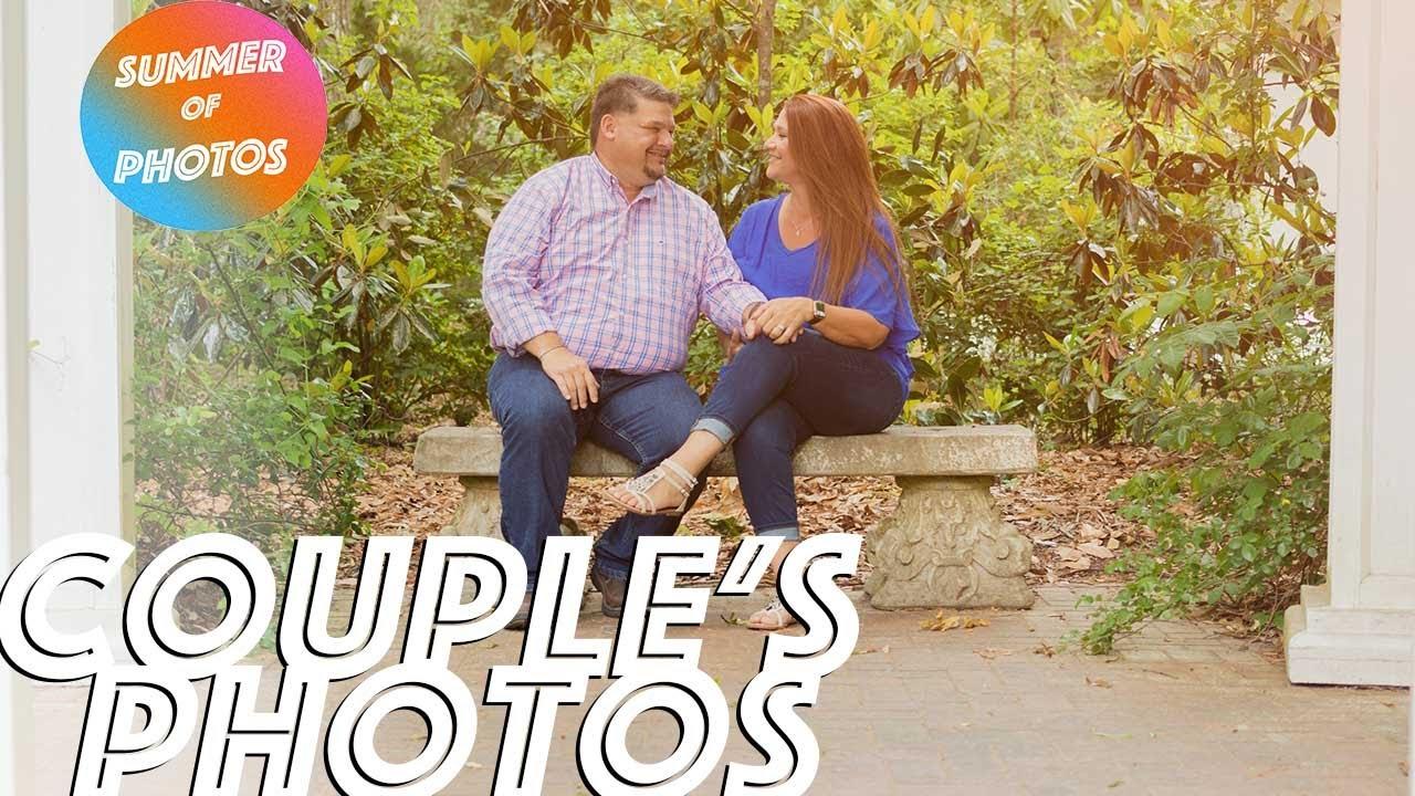 Kalmia Gardens Hartsville, SC Couple's Photos