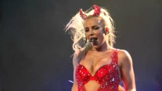 Britney Spears - Everytime, BOMT, Oops @ Planet Hollywood Las Vegas - 9 September 2015
