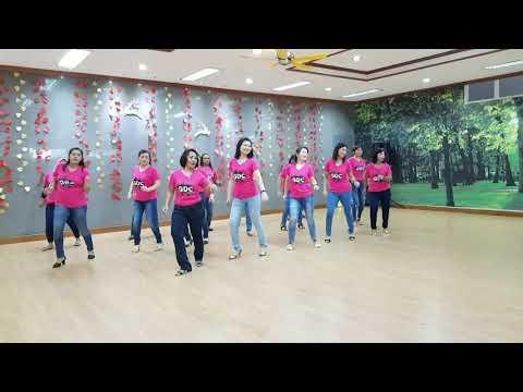 QUANDO TU/ GDC MERAUKE / LINE DANCE