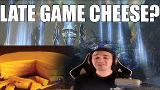 TIME IS UP THIS HAS TO STOP - PRO STARCRAFT CHEESE