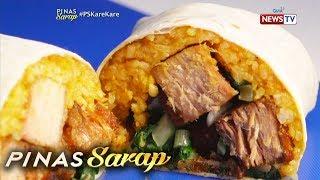 Pinas Sarap: Mga kare-kare na may international twist, ibinida sa 'Pinas Sarap'