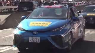 いやーミライですねーww 箱根駅伝の復路の戸塚で撮影しました! 箱根...