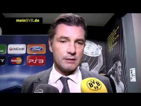 BVB - Olympiakos Piräus: Stimmen zum Spiel u.a. von Zorc und Subotic