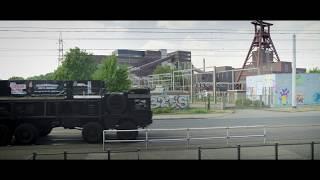 Ruhrpottromantik: Thundertruck Zeche Zollverein
