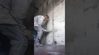видео Алмазное бурение: как сделать ниши и проемы в стенах