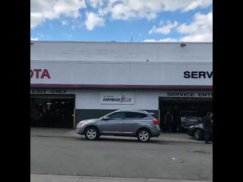 Bay Ridge Toyota Service
