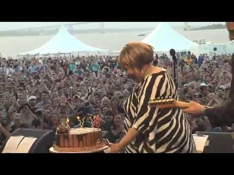 BEHIND THE WALLS ~ Mavis Staples Birthday Celebration, Newport Folk 2014