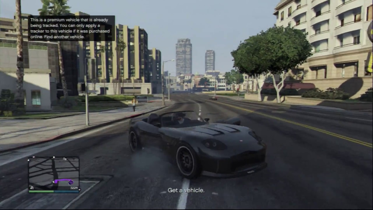 Ps3 Grand Theft Auto V Online Gameplay 4k 60fps Empty Servers Youtube