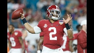 JALEN HURTS IS TRANSFERRING TO .........